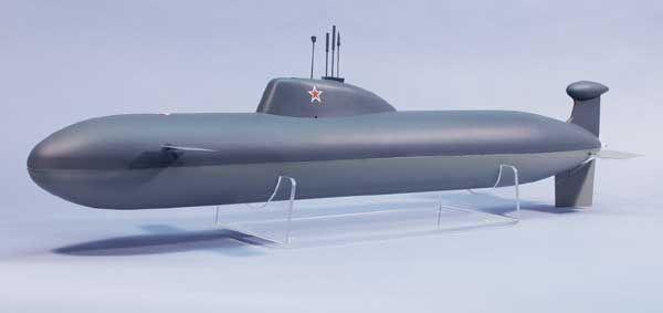 Akula ponorka 838mm Dumas