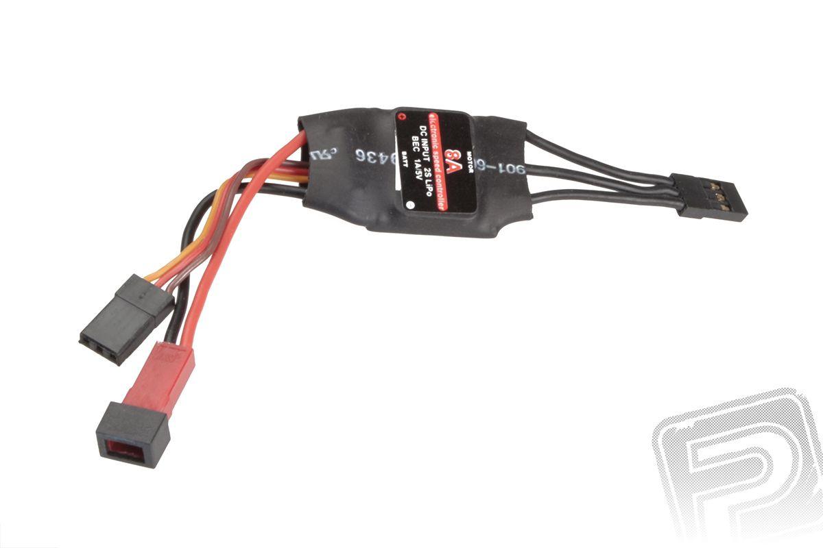 Eaglet - electronický regulátor otáček 8A Joysway