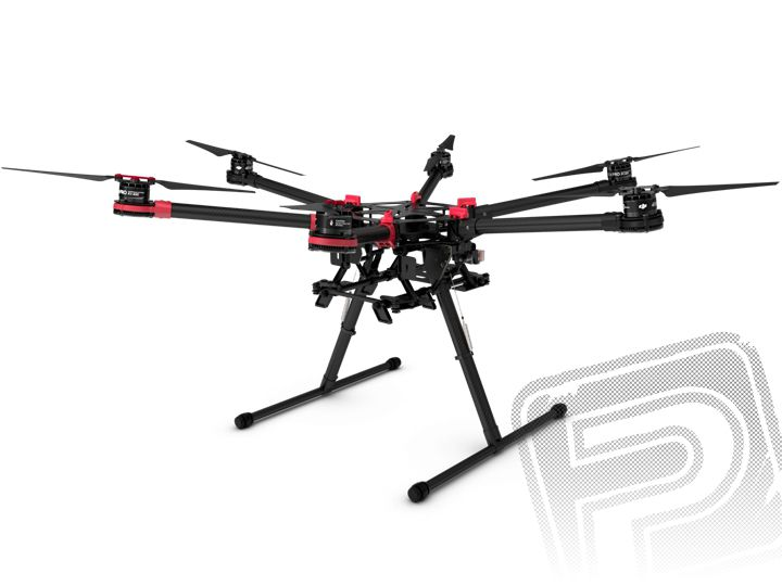 S900 Spreading wings DJI PROFI