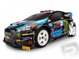 WR8 3.0 RTR 2,4 GHz s karosérií Ken Block Ford Fiesta ST RX43 HPI
