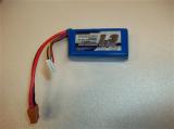 LIpo baterie 1300mAh 3 článek 3S 25C-35C