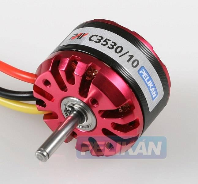 RAY C3530/10 outrunner brushless motor pelikan